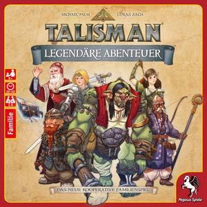 Talisman - legendäre Abenteuer - Foto von Pegasus Spiele