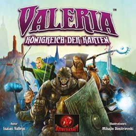 Kauftipp Spiel 17 Valeria - Foto Verlag