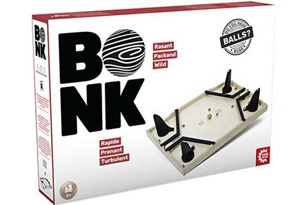 Geschicklichkeitsspiel BONK - Foto von Game Factory