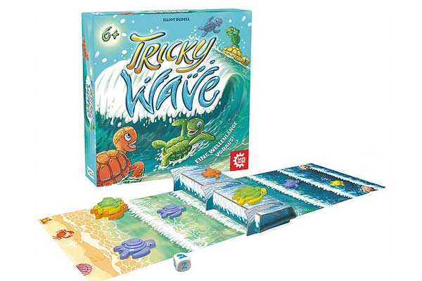 KiInderspiel Tricky Wave - Foto von Game Factory