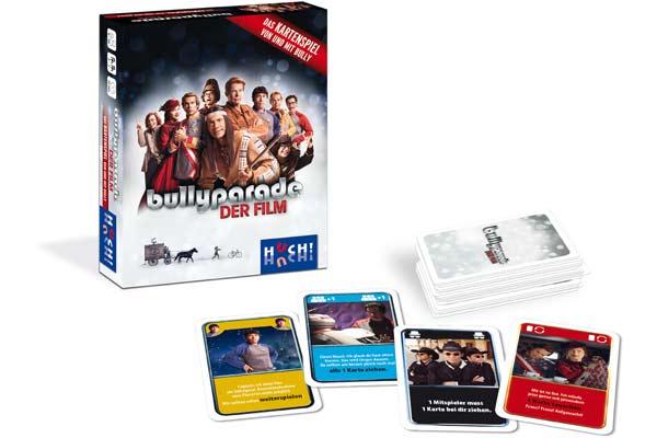 Bullyparade - der Film: Das Kartenspiel - Foto von HUCH