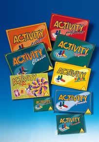 Activity ist eines der international erfolgreichsten Spiele aus Österreich von Piatnik