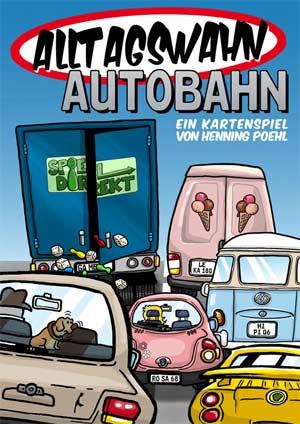Alltagswahn Autobahn - Foto von Sphinx Spieleverlag