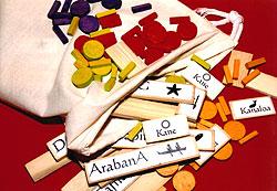 Beutel voller Spiel von Reich der Spiele
