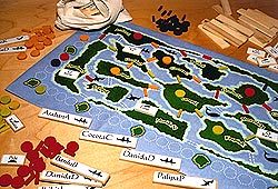 Das Spiel im Überblick von Reich der Spiele