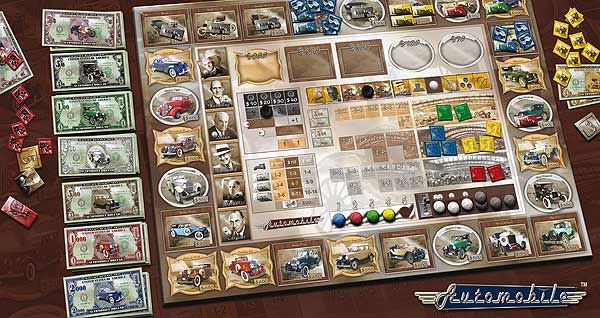 Automobile von Lookout Games