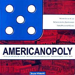 Americanopoly - Buchcover von Bruce Whitehill