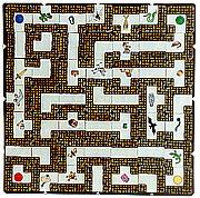 Das verrückte Labyrinth - kaum Änderungen am eingereichten Prototypen: hier das Modell des Autors ... von Max J. Kobbert
