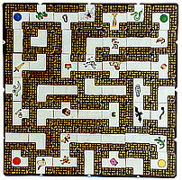 Verrücktes Labyrinth