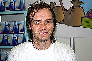 Emanuele Ornella, Autor von Fantasy Pub, OltreMare und Il Principe von Reich der Spiele