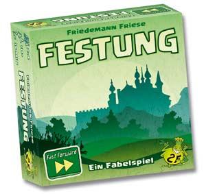 Fast-Froward-Spiel Festung - Foto von 2F-Spiele