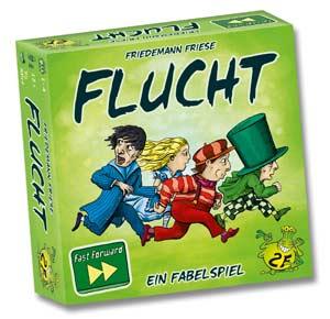 Fast-Froward-Spiel Flucht - Foto von 2F-Spiele