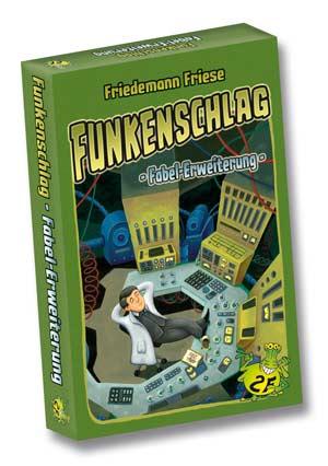 Funklenschlag Fabel-Erweiterung - Foto von 2F-Spiele