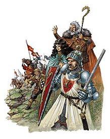 Die gute Seite bei Schatten über Camelot von Days of Wonder