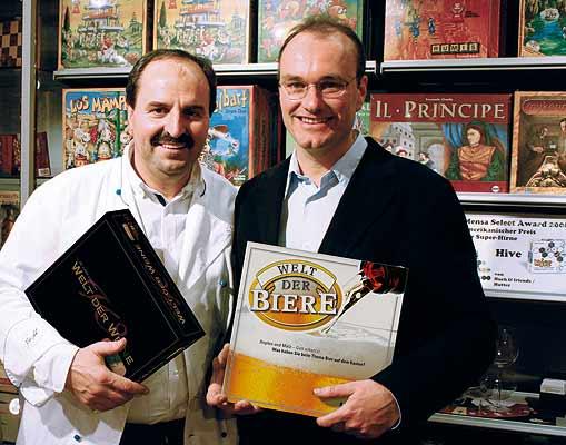 Die Welt der guten Küche: Hermann Hutter mit Starkoch Johann Lafer  von Huch and friends