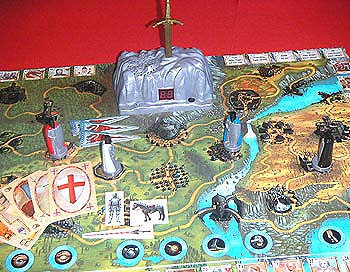 King Arthur von Reich der Spiele