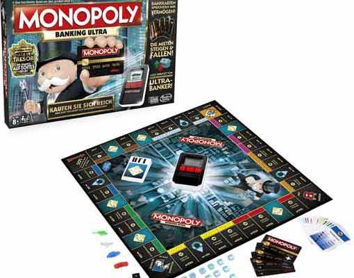 Monopoly Banking Ultra - Foto von Hasbro