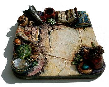 Teil des Labyrinth-Models von Max J. Kobbert