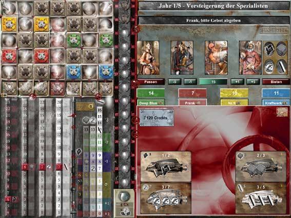 Planet Steam - PC Spiel: Versteigerung von LudoArt
