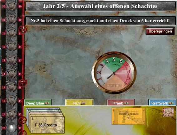 Planet Steam - PC Spiel: Druckausgleich von LudoArt