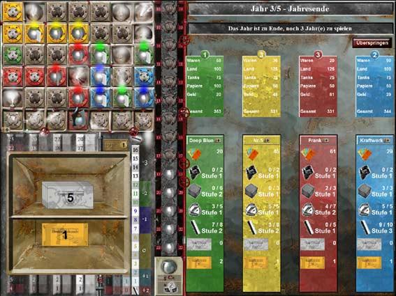 Planet Steam - PC Spiel: Jahresende von LudoArt