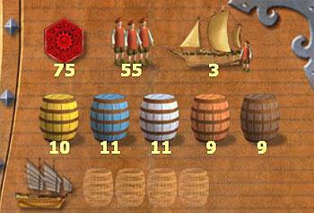 Ausschnitt des vorher gezeigten Screenshots von bhv Software