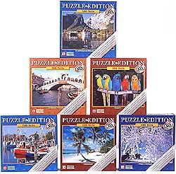 Puzzleserie ab 50 von Nürnberger Spielkartenverlag