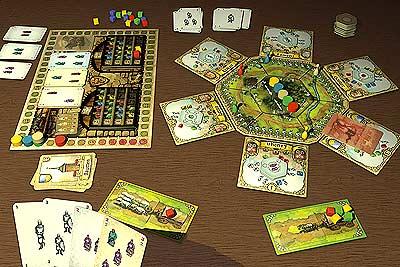 Sechsstädtebund von Czech Games Edition