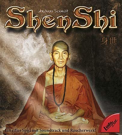 ShenShi - Schachtelgrafik von LudoArt