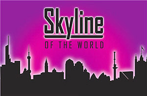 Skyline Of The World - Logo   von The Game Master