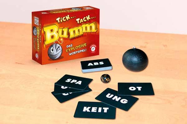 Tick Tack Bumm - das Original - Foto von Piatnik