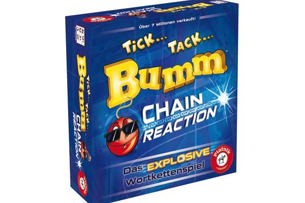 Tick Tack Bumm - Chain Reaction - Foto von Piatnik