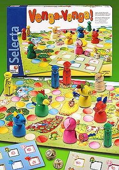 Venga-Venga von Selecta Spielzeug