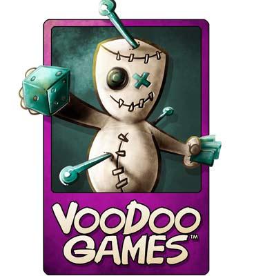 Logo von Voodoo Games