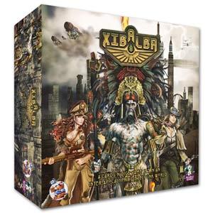 Xibalba - Foto von Voodoo Games