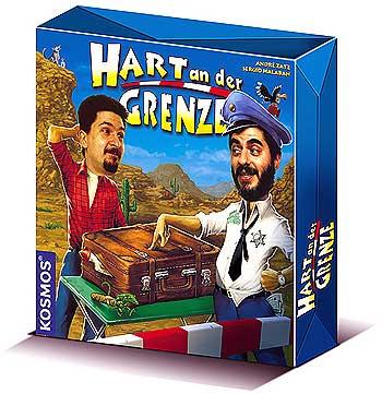 Sheriff Halaban kontrolliert Tourist Zatz - eine Fotomontage eines brasilianischen Magazins von Zatz/Halaban