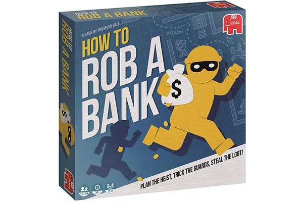 How To Rob A Bank - Foto von Jumbo