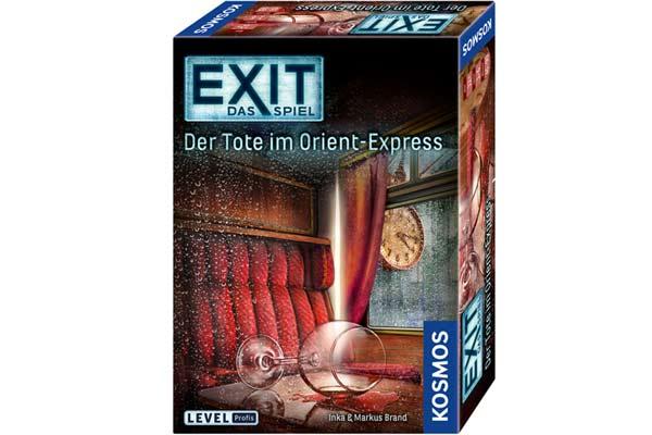 Exit: Der Tote im Orient-Express - Foto von Kosmos