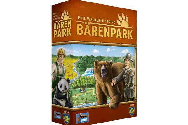 Bärenpark - Foto von Lookout Spiele