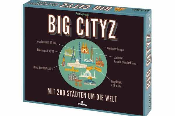 Big Cityz - Foto von moses.Verlag