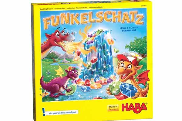 Funkelschatz  Kinderspiel des Jahres - Foto von Haba