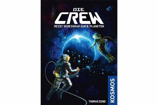 Kennerspiel des Jahres 2020: Die Crew - Foto von Kosmos