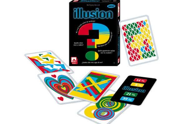 Kartenspiel Illusion - Foto von NSV