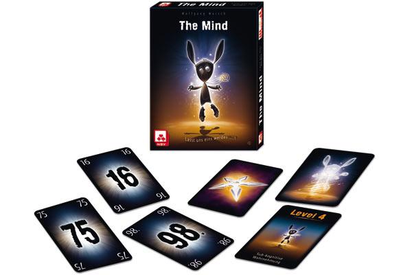 Kartenspiel The Mind - Foto von NSV