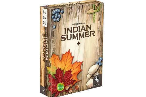 Gesellschaftsspiel Indian Summer - Foto von Pegasus