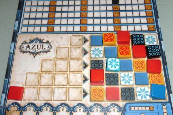 Azul Brettspiel