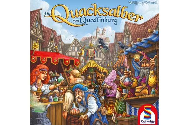 Die Qucksalber von Quedlinburg - Foto von Schmidt Spiele