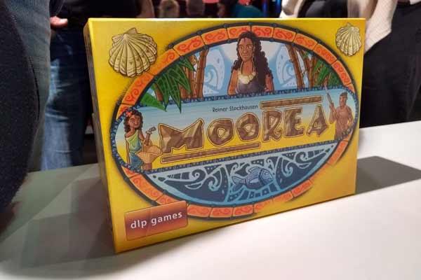 Spielschachtel von Moorea - Foto von Dirk Janßen