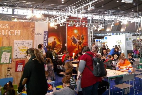 Süddeutsche Spielemesse 2012 - Kosmos von Jürgen Strobel