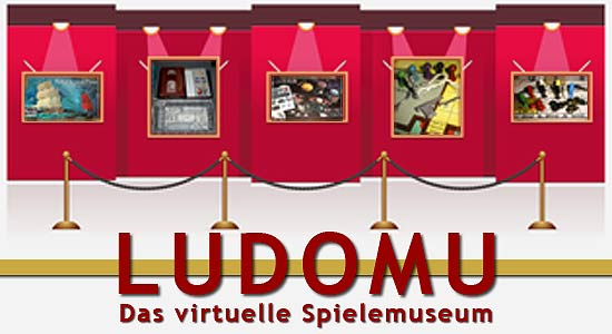 Ludomu - das virtuelle Spielemuseum